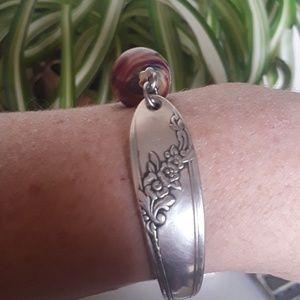 Jewelry - Sterling Community spoon bracelet